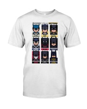 Choose Your Batman Classic T-Shirt front
