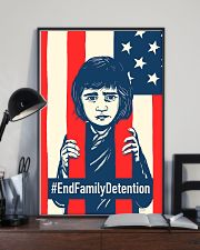 End Family Detention 16x24 Poster lifestyle-poster-2