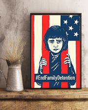 End Family Detention 16x24 Poster lifestyle-poster-3