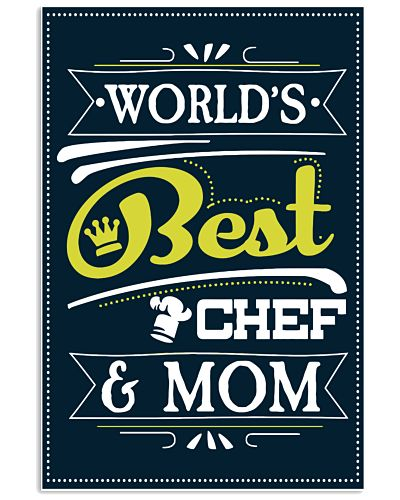 World's Best Chef And Mom