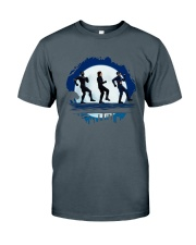 Dancing Through The Night Classic T-Shirt front