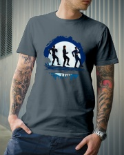 Dancing Through The Night Classic T-Shirt lifestyle-mens-crewneck-front-6