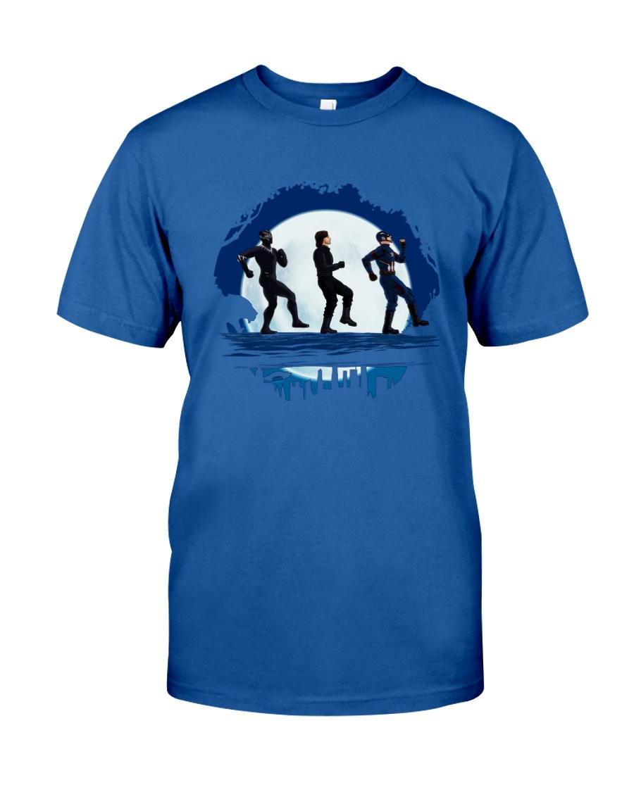 Dancing Through The Night Classic T-Shirt