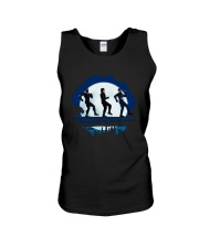 Dancing Through The Night Unisex Tank tile
