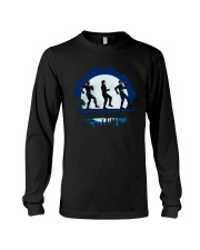 Dancing Through The Night Long Sleeve Tee tile