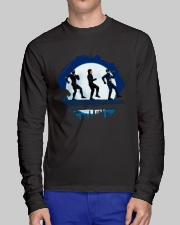 Dancing Through The Night Long Sleeve Tee lifestyle-unisex-longsleeve-front-1