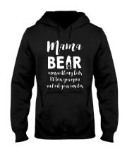 Mama Bear Hooded Sweatshirt thumbnail