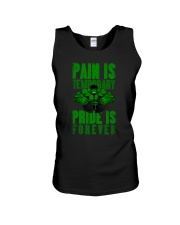 Pain Is Temporary Pride Is Forever Unisex Tank thumbnail