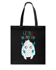 Little Monster Tote Bag tile