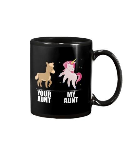 Unicorn Aunt