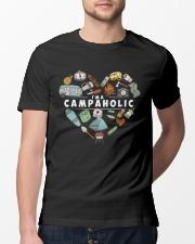 I'm A Campaholic Classic T-Shirt lifestyle-mens-crewneck-front-13