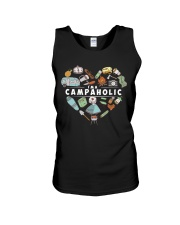 I'm A Campaholic Unisex Tank front