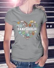 I'm A Campaholic Ladies T-Shirt lifestyle-women-crewneck-front-7