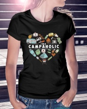 I'm A Campaholic Ladies T-Shirt lifestyle-women-crewneck-front-7