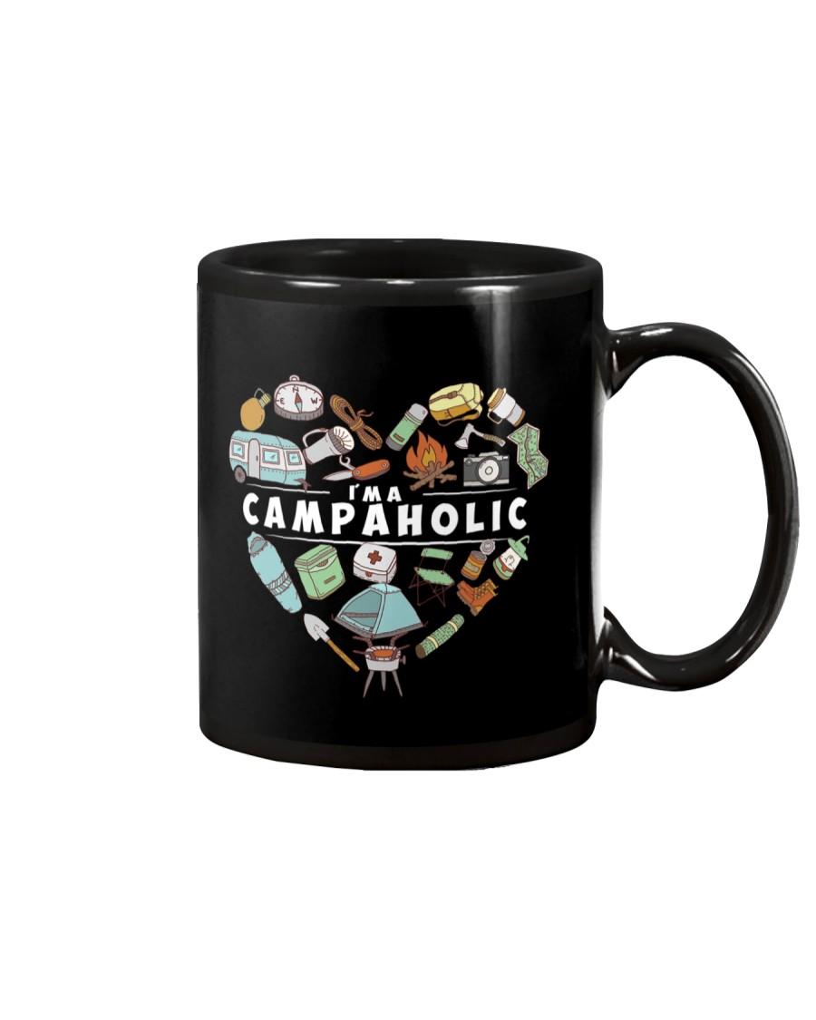 I'm A Campaholic Mug