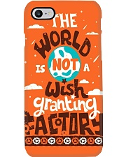 The World Is Not A Wish Granting Factory Phone Case i-phone-7-case