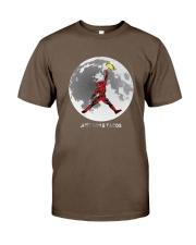 Just Grab Tacos Classic T-Shirt front