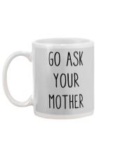 Go Ask Your Mother Mug back