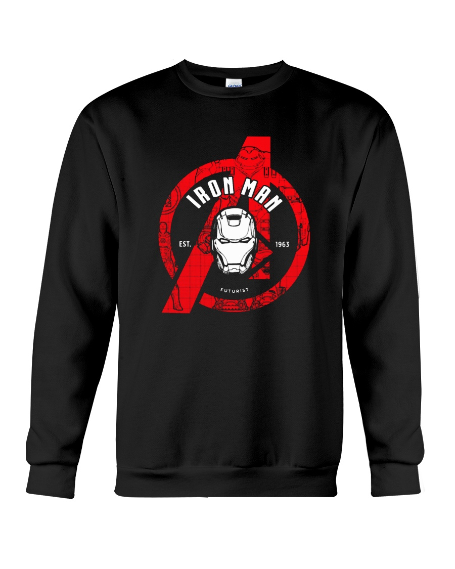 Iron Warrior Crewneck Sweatshirt