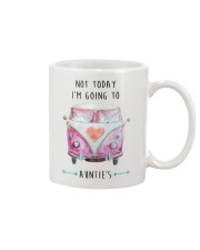 Not Today I'm Going To Auntie's Mug thumbnail