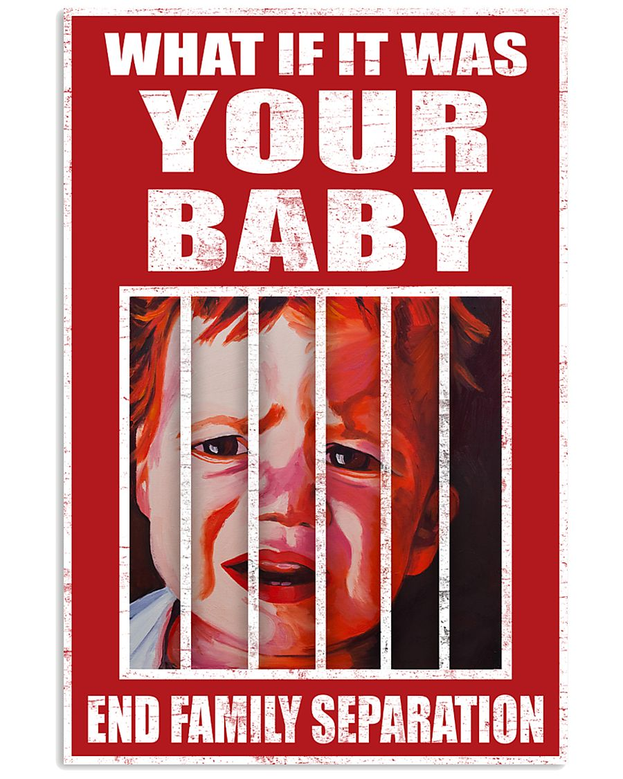 What If It Was Your Baby 16x24 Poster