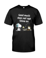 Good Music Does Not Age Classic T-Shirt thumbnail