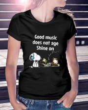 Good Music Does Not Age Ladies T-Shirt lifestyle-women-crewneck-front-7