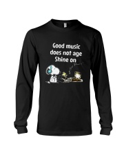 Good Music Does Not Age Long Sleeve Tee thumbnail