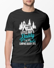 I'm Not Just Little Boy's Daddy Classic T-Shirt lifestyle-mens-crewneck-front-13