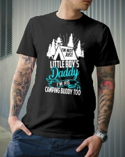 I'm Not Just Little Boy's Daddy Classic T-Shirt lifestyle-mens-crewneck-front-6