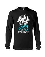 I'm Not Just Little Boy's Daddy Long Sleeve Tee thumbnail