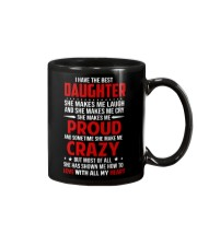 The Best Daughter Mug thumbnail