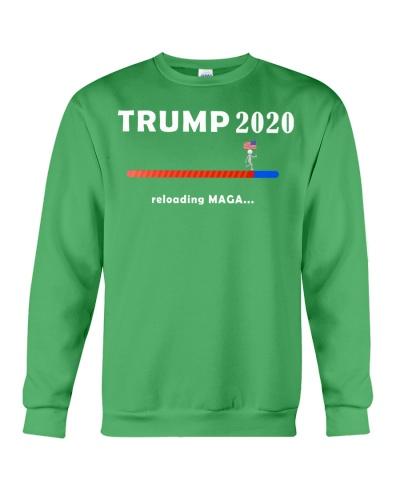 Macrolid 2D reloading MAGA Trump 2020