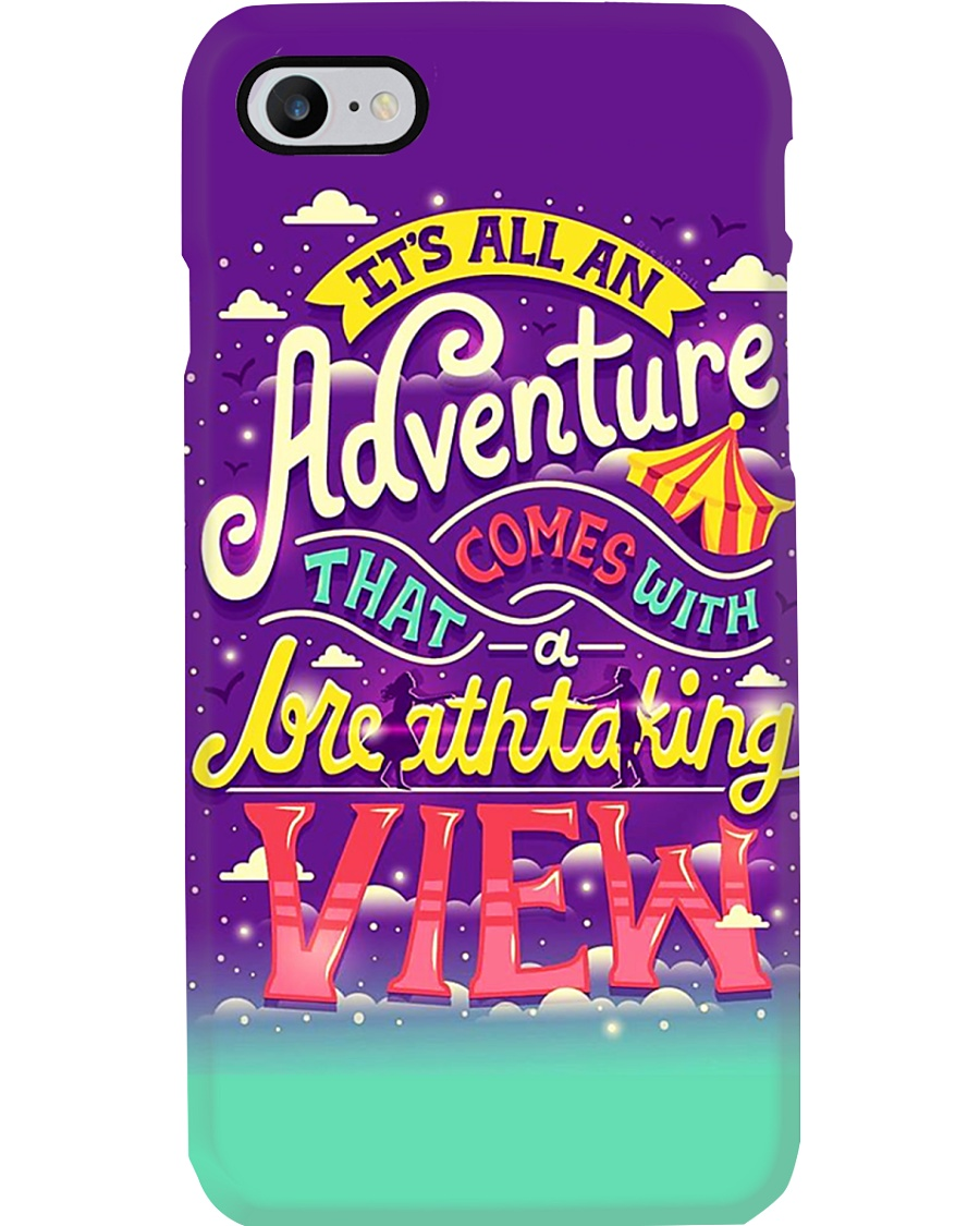 It's All An Adventure Phone Case