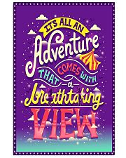 It's All An Adventure 11x17 Poster thumbnail