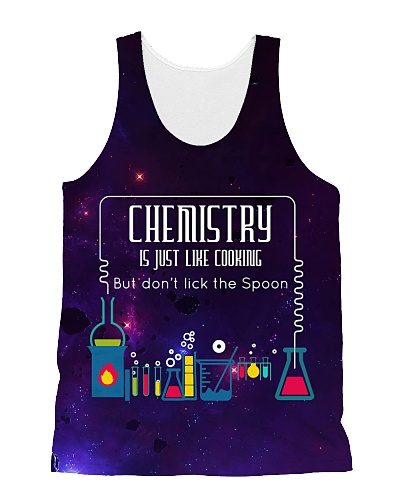 Chemistry Is Just Like Cooking
