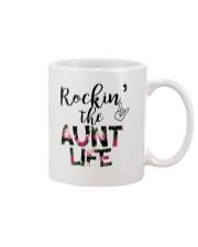 Rockin' The Aunt Life Mug thumbnail