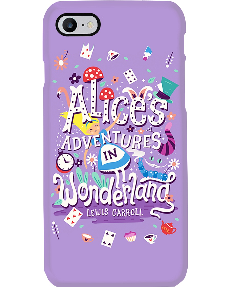 Alice's Adventures Phone Case