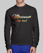 Momicorns Are Real Long Sleeve Tee lifestyle-unisex-longsleeve-front-1