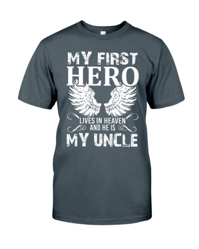 My First Hero - My Uncle