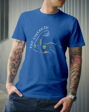 Dad Strength Classic T-Shirt lifestyle-mens-crewneck-front-6