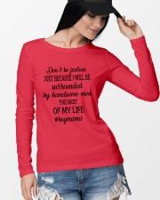 Don't Be Jealous Long Sleeve Tee lifestyle-unisex-longsleeve-front-4