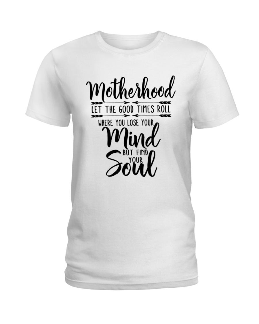 Motherhood Ladies T-Shirt showcase