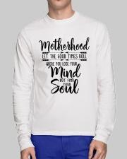 Motherhood Long Sleeve Tee lifestyle-unisex-longsleeve-front-1