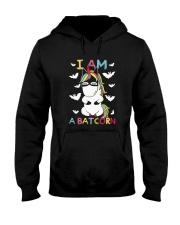 I Am A Batcorn Hooded Sweatshirt thumbnail