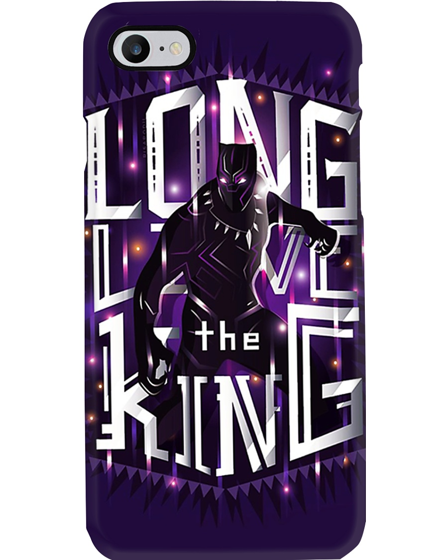 Long Live The King Phone Case