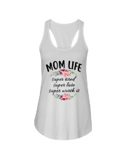 Mom Life Ladies Flowy Tank thumbnail