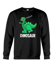 Dinosaur Crewneck Sweatshirt thumbnail