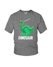 Dinosaur Youth T-Shirt front