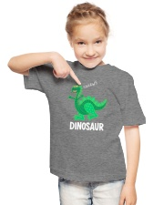 Dinosaur Youth T-Shirt lifestyle-youth-tshirt-front-2